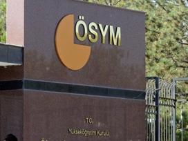 ÖSYM'den '100 puan' iddiasına yalanlama