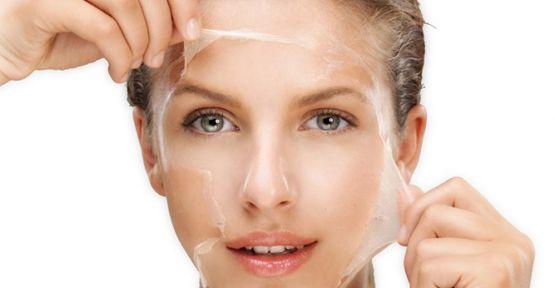 Peeling Cilt Bakımı Kolay Yüz Bakımı Yolları