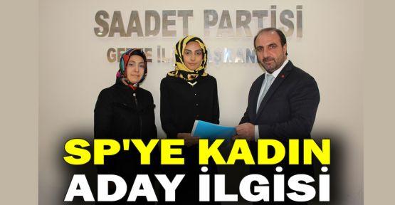 Saadet Partisi'ne meclis üyeliğine başvurular devam ediyor