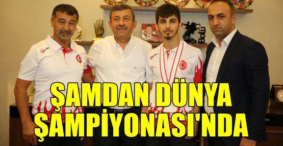 Şamdan Dünya Şampiyonası'nda