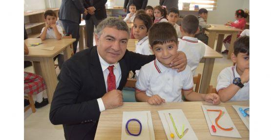 Şayir'in eğitime desteği devam ediyor