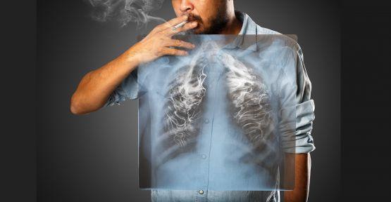Sigaradan kurtulanlarda akciğer kanseri riski 20 dakika sonra azalmaya başlıyor