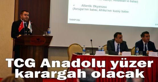 TCG Anadolu yüzer karargah olacak