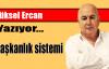 Başkanlık sistemi