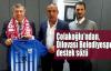Çolakoğlu'ndan, Dilovası Belediyespor'a destek sözü