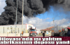 Dilovası'nda ısı yalıtım fabrikasının deposu yandı