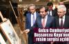 Gebze Cumhuriyet Başsavcısı Kuyu'nun resim sergisi açıldı