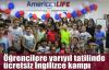 Öğrencilere yarıyıl tatilinde ücretsiz İngilizce kampı