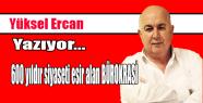 600 yıldır siyaseti esir alan BÜROKRASİ...