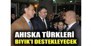 Ahıska Türkleri, Darıca'da Bıyık'ı...