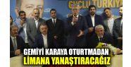 AK Parti Kocaeli İl Başkanlığı'na Ellibeş...