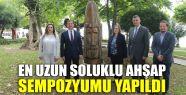 Başkan Sezer: Türkiye'ye örnek sempozyum...