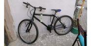 Çalınan bisikletin yerine çalıntı bisiklet...