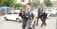 Gebze'de akaryakıt hırsızlığı şüphelisi...