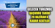 Gelecek Turizmde başvuru tarihi 28 Haziran'a...