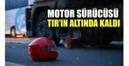 Otoyolda zincirleme kaza: 1 ölü, 2 yaralı...