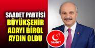 Saadet Partisi Kocaeli Büyükşehir adayı...