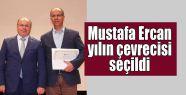 Sanayici Mustafa Ercan yılın çevrecisi...