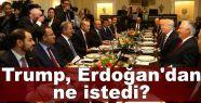 Trump, Erdoğan'dan ne istedi?...