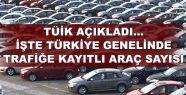 TÜİK açıkladı... İşte Türkiye genelinde...