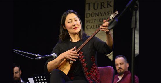 Türk Dünyası Müzikleri Konseri büyük ilgi gördü