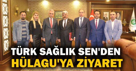 Türk Sağlık Sen'den, Hülagu'ya ziyaret