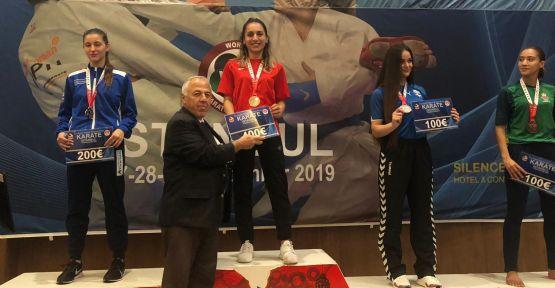 Turkish Open Grand Prix'e 38 ülkeden 1100 sporcu katıldı