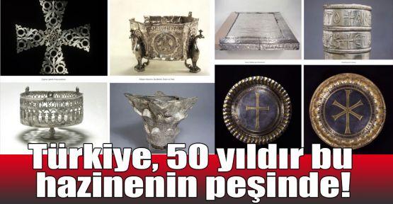Türkiye, 50 yıldır bu hazinenin peşinde!