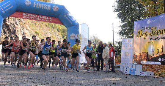 Türkiye Dağ Koşusu Şampiyonası tamamlandı