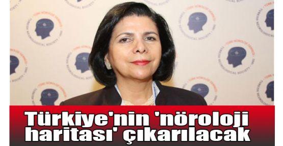Türkiye'nin 'nöroloji haritası' çıkarılacak