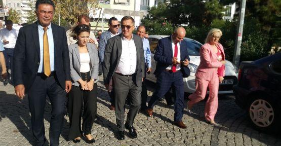 Türkkan, Darıca'yı adım adım gezdi