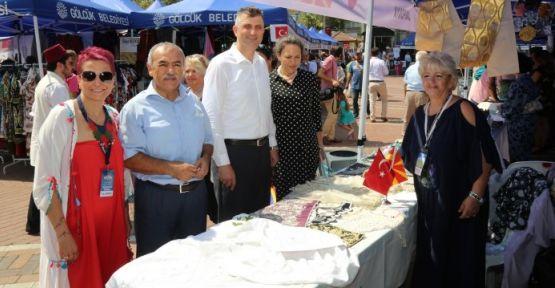Uluslararası Kırkyama Şenliği törenle başladı