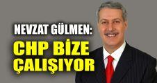 Gülmen: CHP bize çalışıyor