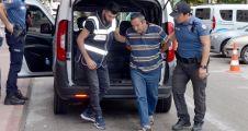 Cinayet hükümlüsü kullandığı kamyonda yakalandı