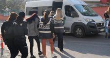 Fuhuş operasyonunda 12 şüpheli yakalandı