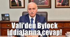 Vali'den Bylock iddialarına cevap!