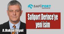 Safiport Derince'ye yeni isim