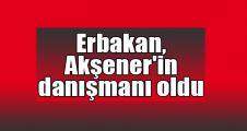Erbakan, Meral Akşener'in danışmanı oldu