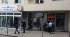 Gebze Tapu Müdürlüğü'nde ATM sıkıntısı