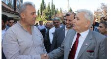 Yeniden Refah Partisi Gebze'de sahaya indi