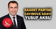 SP Çayırova Adayı Yusuf Aksu