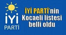 İYİ PARTİ'de milletvekili aday listesi açıklandı