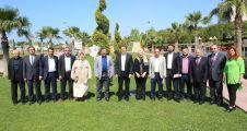 Gebze Belediyeler Birliği'nin yeni Başkanı Demirci
