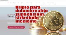 Kripto para dolandırıcılığı şüphelisinin şirketinde inceleme