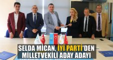 Selda Mican, İYİ Parti'den milletvekili aday adayı