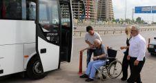 Kanser hastaları için ücretsiz ulaşım hizmeti