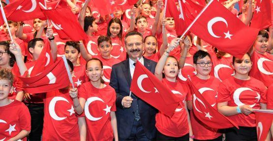 Vali Aksoy'dan 2019-2020 eğitim-öğretim yılı mesajı