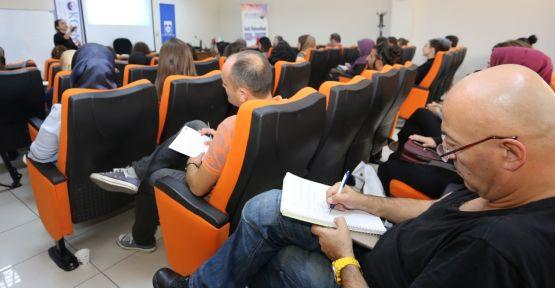 Vatandaşlara Etkili Sunum Teknikleri semineri düzenlendi