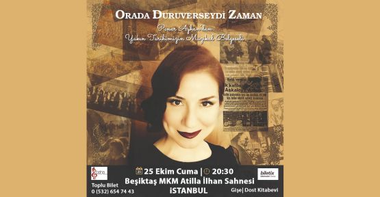 Yeni sezonda ilk İstanbul gösterimi 25 Ekim'de