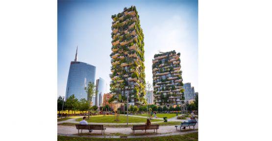 Yeşil yapılaşmaya doğru giden mimari yaklaşımlar ağırlık kazandı